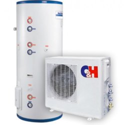 Тепловые насосы воздух-вода